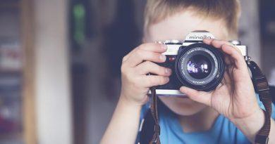 Pierwszy aparat powinien być przede wszystkim łatwy w obsłudze.